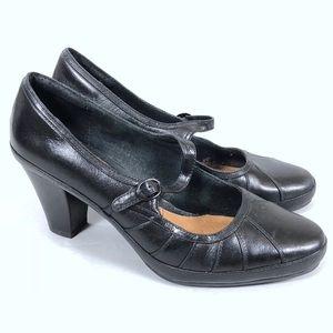 063bd560451 Clarks Shoes - Clarks Artisan Wide Width Heels